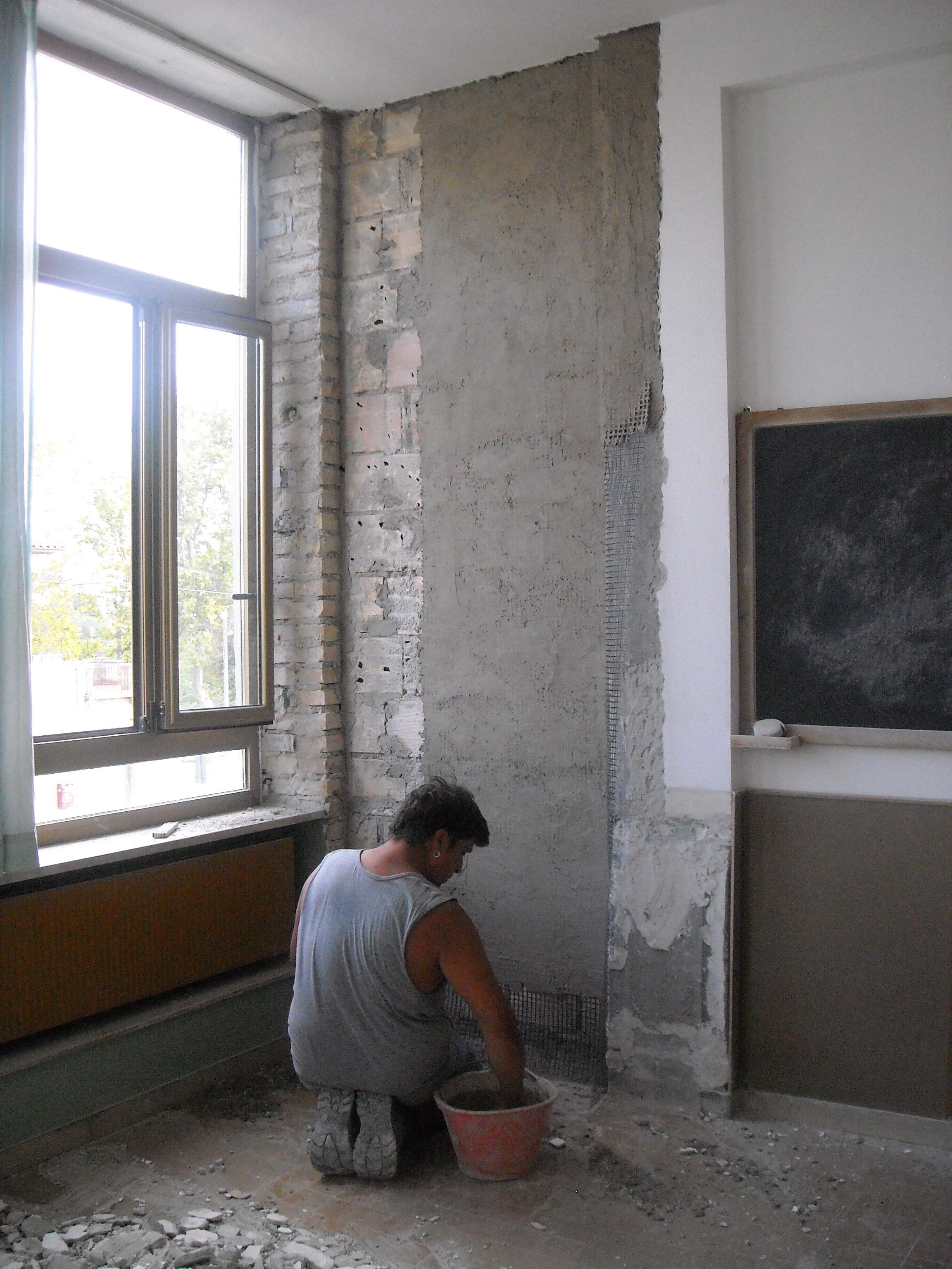 liceo classico intervento sisma