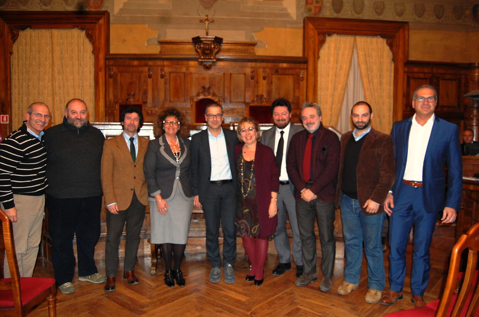 Insediamento Consiglio Provinciale