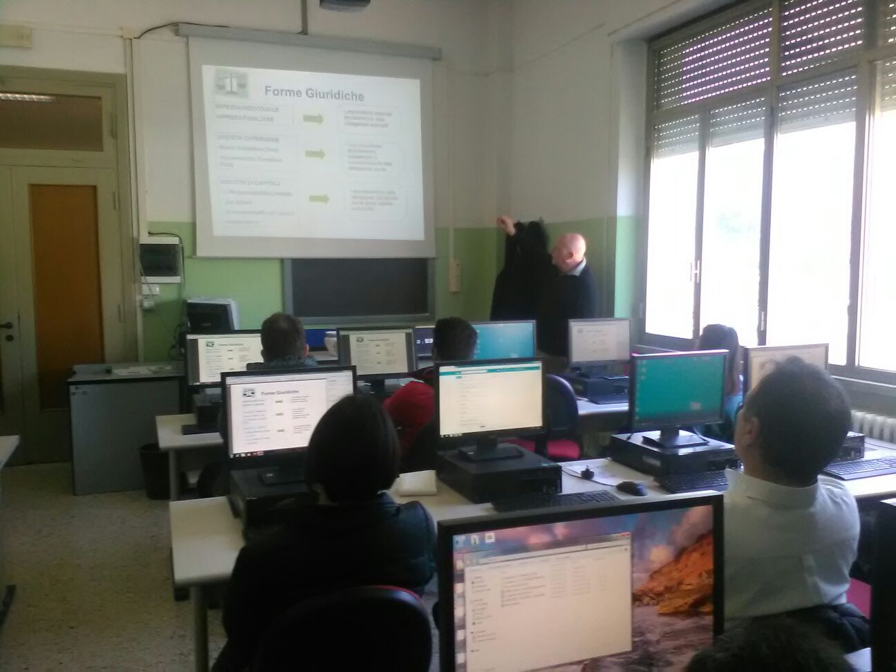 Laboratorio Formativo Centro per l\'Impiego AP