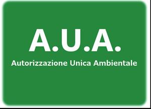 Autorizzazione Unica Ambientale (AUA)