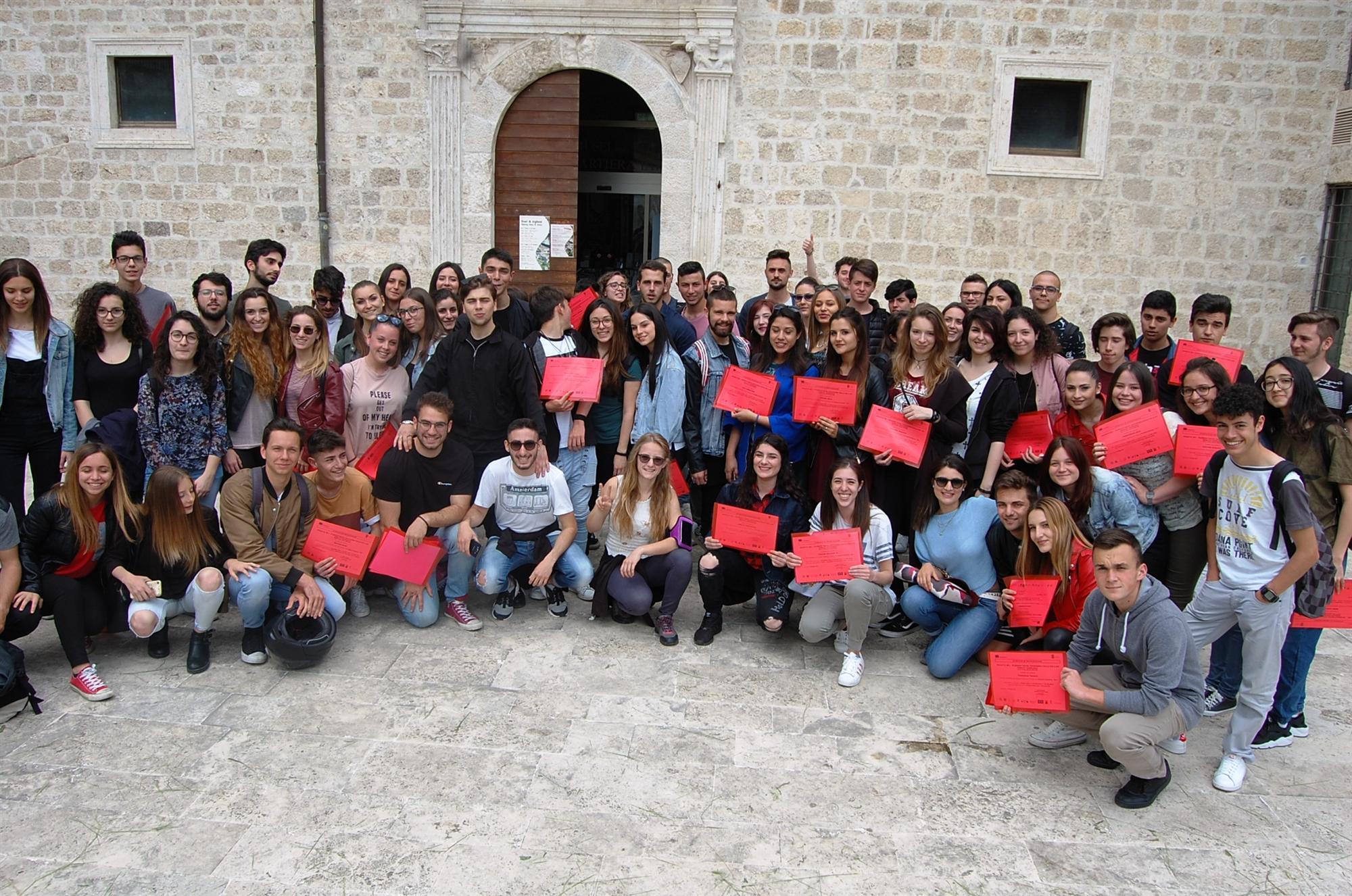 Giornata Finale Erasmus 4S Plus
