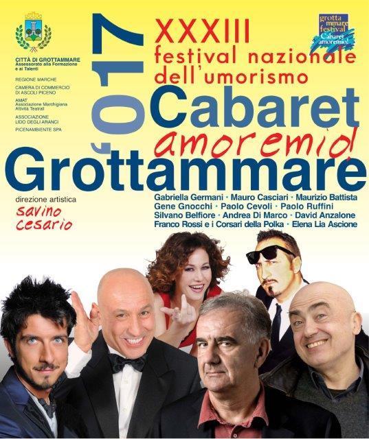 Cabaret Amore Mio 2017