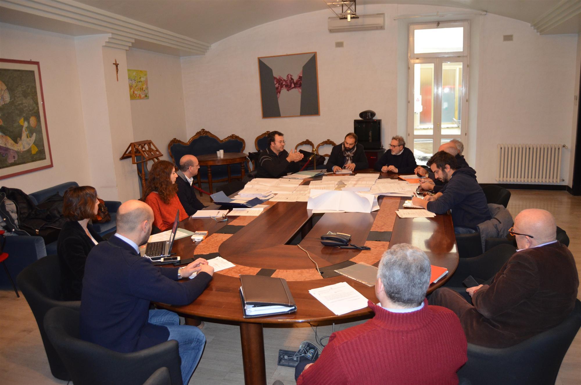 Conferenza Servizi Anas Provincia S.P. 89 e S.P. 9