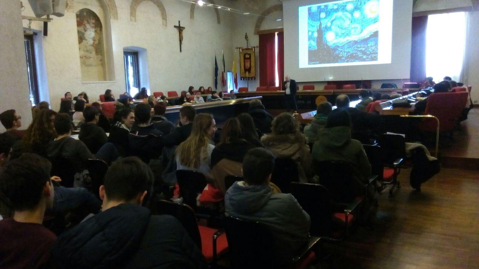 Seminario Progetto Erasmus