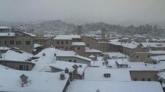 Ascoli Piceno Imbiancata 26 febbraio 2018