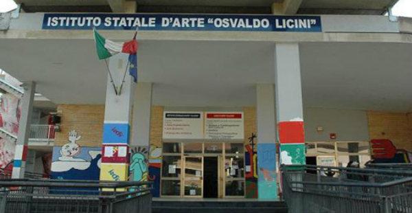 """Liceo Artistico """"Licini"""""""