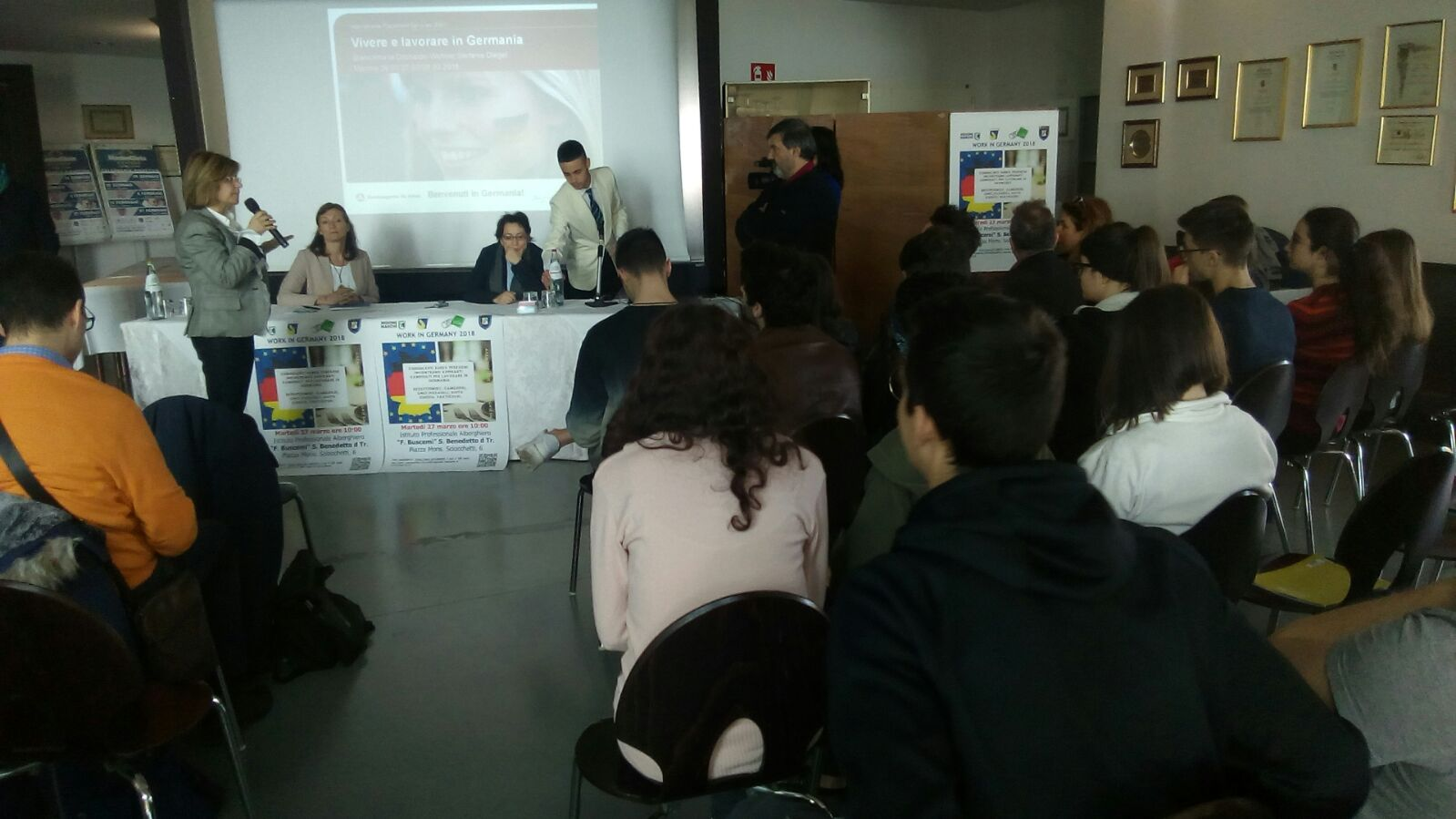 "Successo per ""Work in Germany"""
