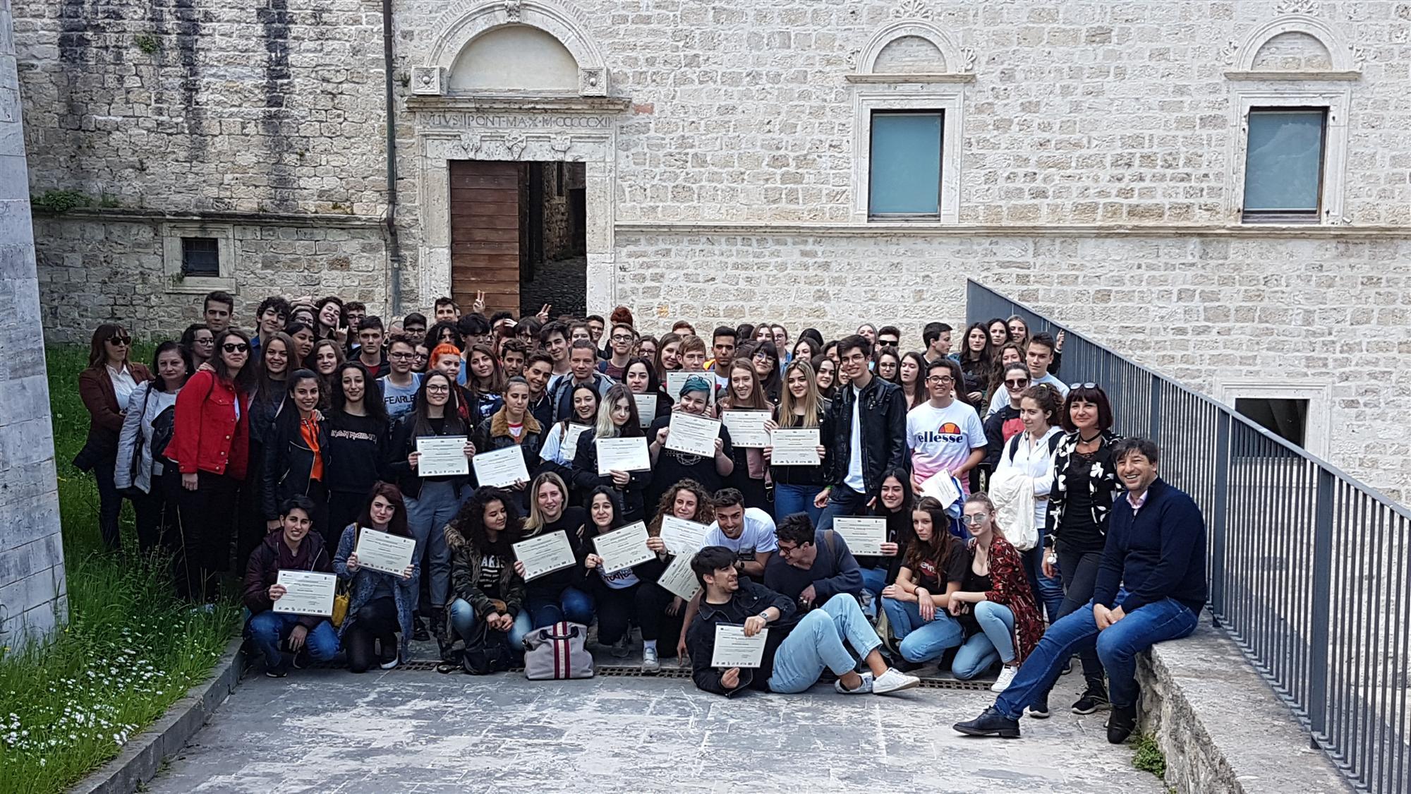Giornata Finale Erasmus Recircle