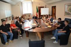 Incontro con Consulta Provinciale degli Studenti