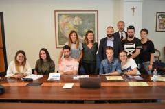 Consulta Provinciale degli Studenti Campagna sicur