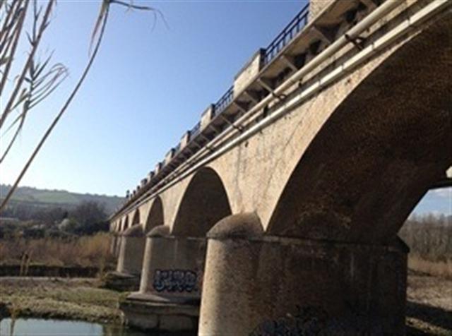 S.P. 3 Ancaranese - Ponte