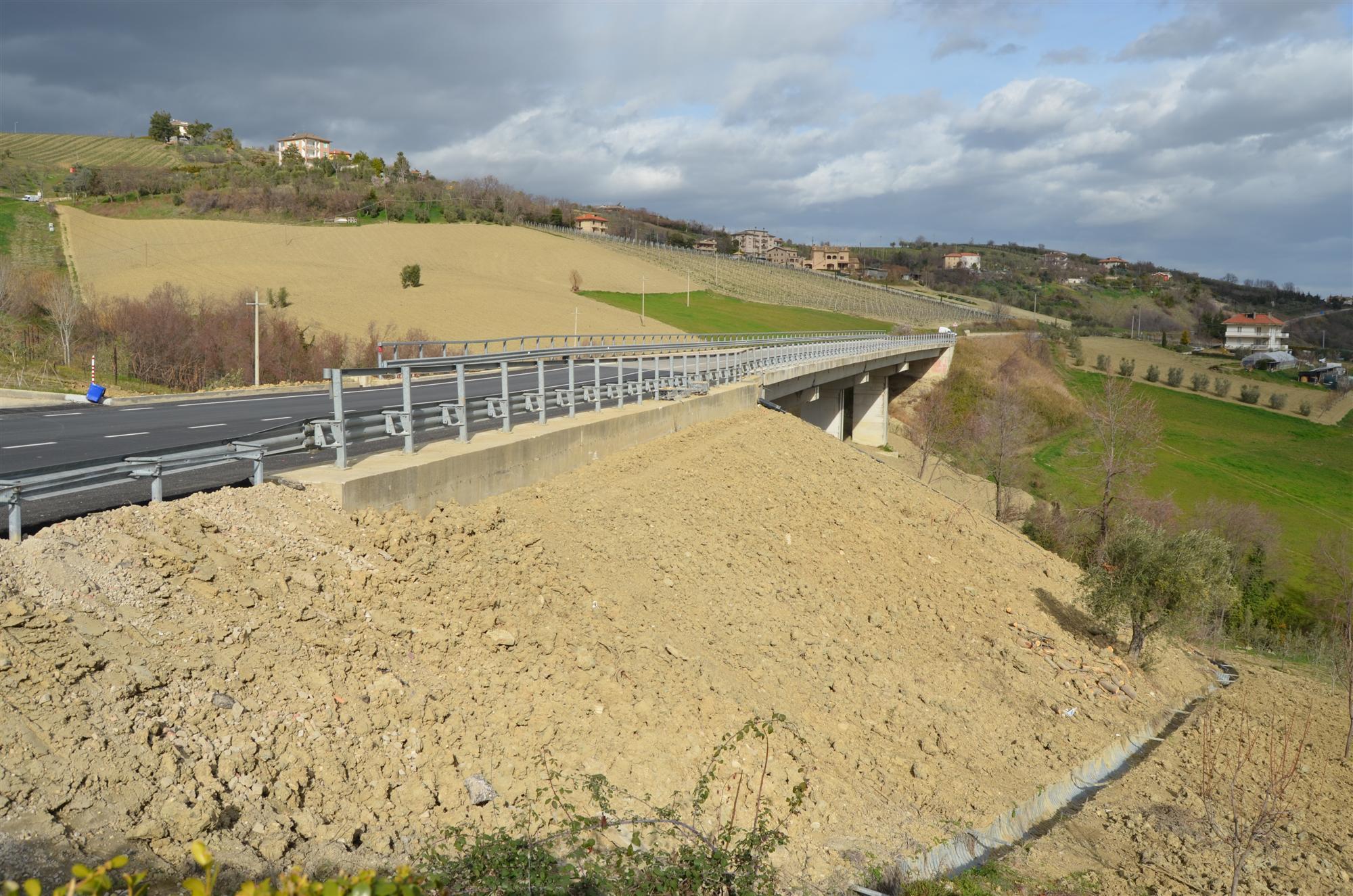 S.P. n. 173 Circonvallazione Offida - Ponte