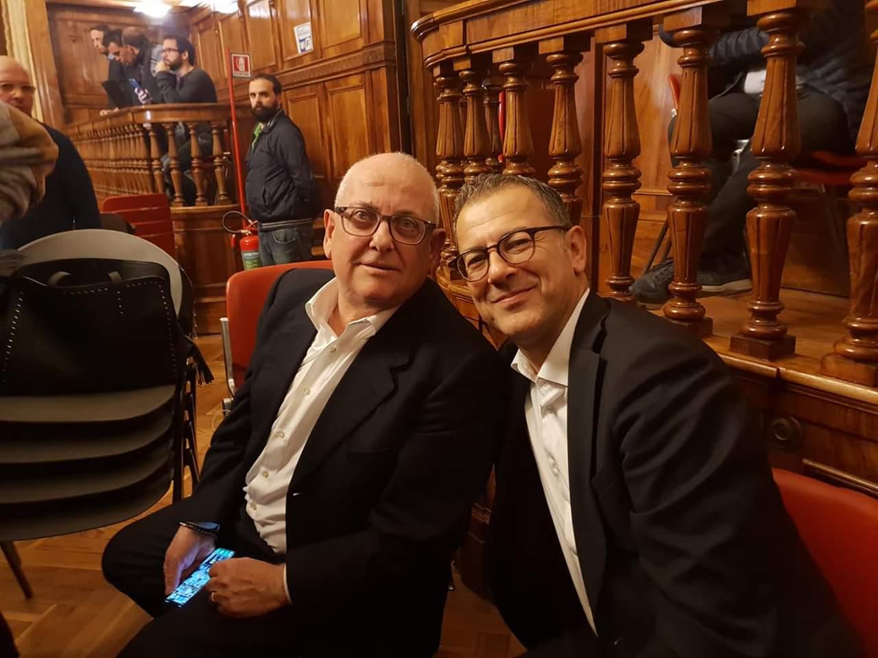 Fabiani e D\'Erasmo