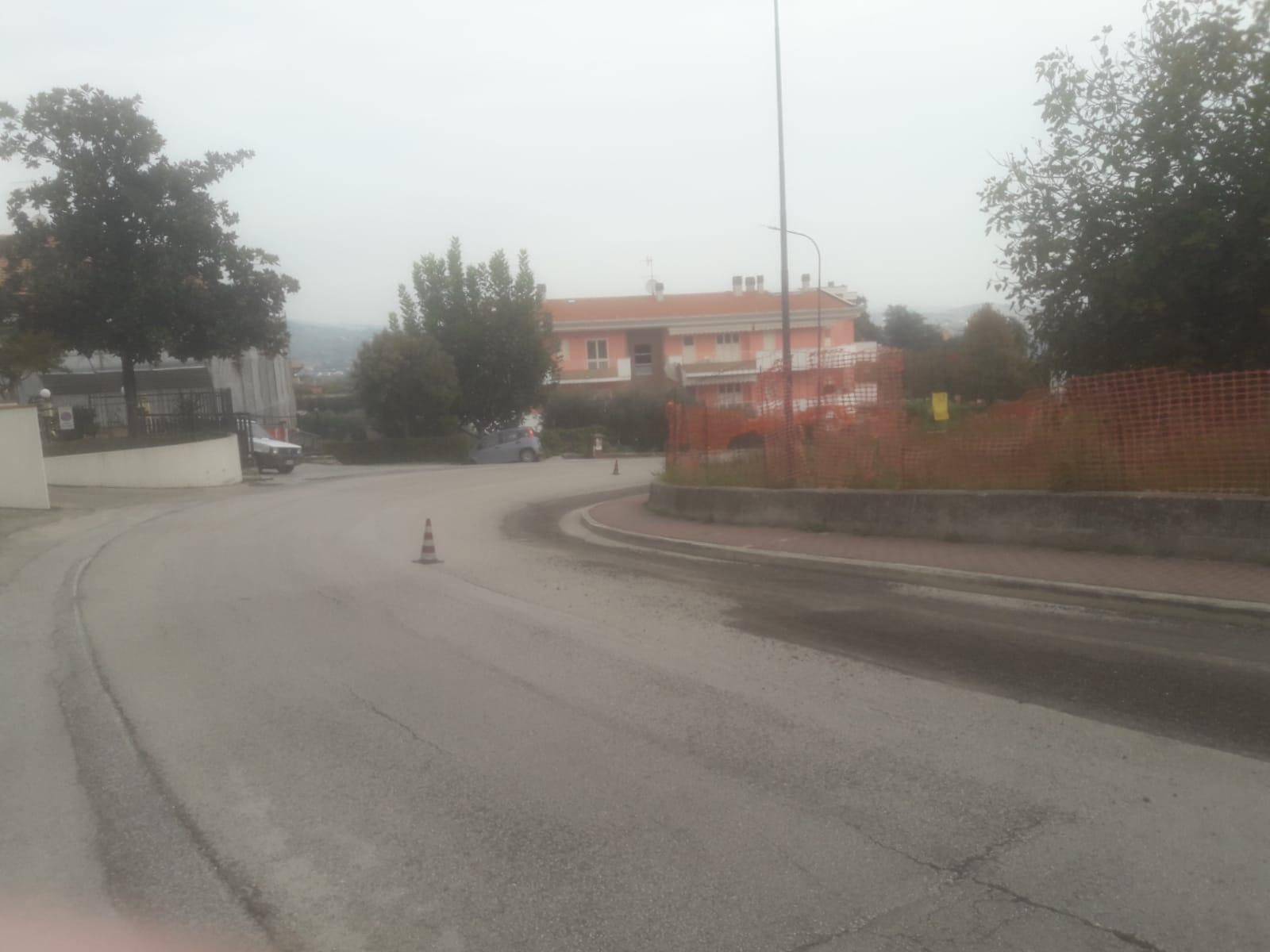 Interventi S.P. 31 - Folignano