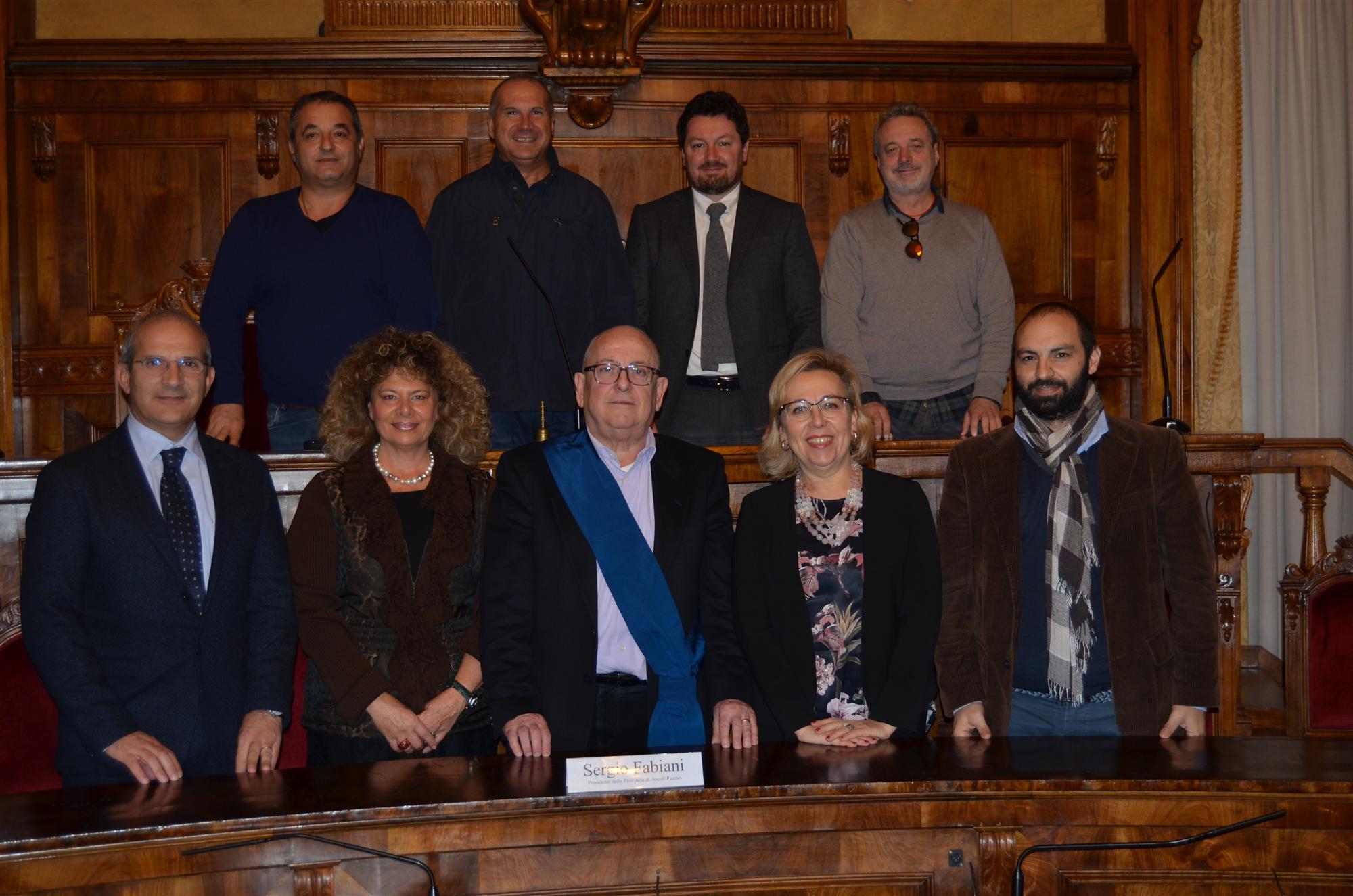 Il Consiglio Provinciale 18-11-2018