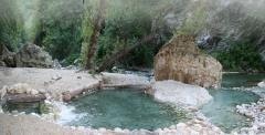 Percorso de Lu Vurghe in località Paggese di Acqua