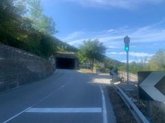 S.P. 226 Mozzano - Impianto semaforico galleria di