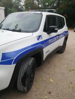 Auto Polizia Provinciale